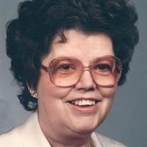 Betty Joyce Thomas