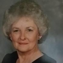 Margaret Peggy Rhyne Cornwell
