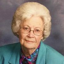 Mrs. Doris Davis Crowe