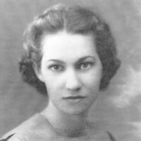 Lucille Violet Gertrude McNamara
