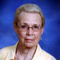 Jeannette Elizabeth Peterson