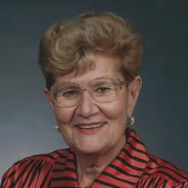 """Mrs. Patricia """"Pat"""" Ann Krzewski (Tomaszewski)"""