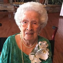 "Ruth ""Maw Maw"" Russell Stengle"