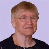 """Sarah """"Sally"""" Stahlschmidt"""