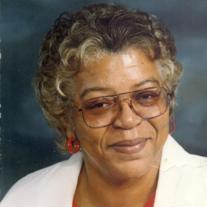 Geraldine D. Washington