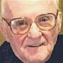 Father Giles L. VanWormer OFM Conv.