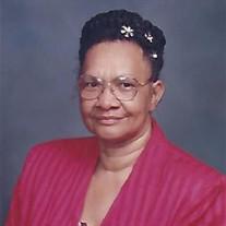 Joan Frances Monica Clarke