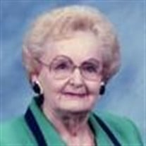 Alma Christine Gibbs
