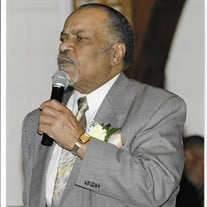 Rev. Eugene W. Burton  Sr.