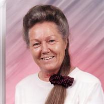 Sister Earline Cummings