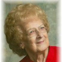 "Lois Waldene ""Dene"" Givens Leach"