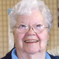 Joyce Evora Christenson