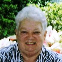 "Yvonne Wagner ""Bunkie"" O'Neal"