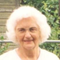 Agnes Rose Briggs
