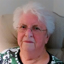 Bertha Ellen (Elvey) Rudy