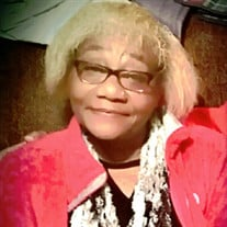 Rev. Mary Louise Johnson