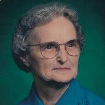 Frances  Alderson Tate