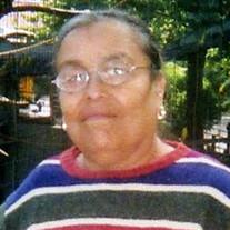 Maria Del Refugio Vasquez