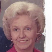Mrs. Jeannette M. Irwin