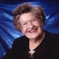 Gladys M. Tetzlaff