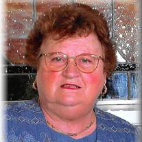 Mrs. Elizabeth Ann (Bedwell) Mobley