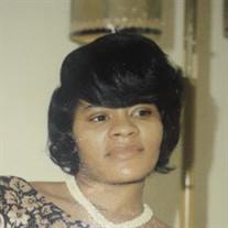 Mrs. Gloria Dean Knox