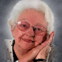 """Mrs. Mary """"Nan"""" Hayes"""