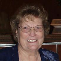 Janice Arlene Curzon Eggleston