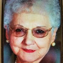 Mrs. Clara Marie Jones