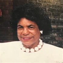 Irma Ruth James
