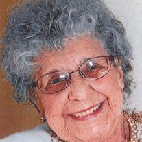 Bertha A. (Aresenault) Beauregad