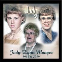 Judy Lynn Mauger