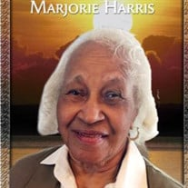 Ms. Marjorie  Harris