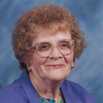 Lois Wamble Garner of Henderson, TN