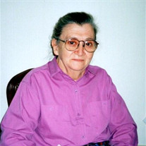 Christine Napier Brock