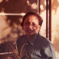 Anastacia Ojeda Rivera
