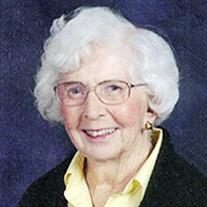 Mrs. Phyllis Audrey Johnson