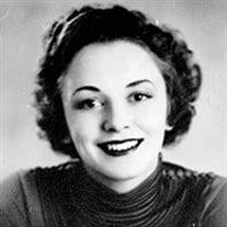 Mrs. Olga Regina Stuart