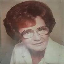 Peggy Jo Franks