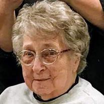 Frances Elizabeth Radcliffe