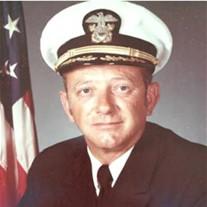 Captain Edward Reveley Hallett U.S.N. (Retired)