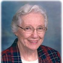 Clara M. Janson