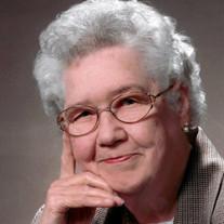 Eleanor Z. Schenebricker