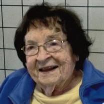 Dorothea Mae Unterreiner
