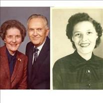 Margaret E. Evans
