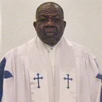 Bishop James Earl Ware Sr.