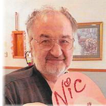 """Nicolai John Nicolaisen Jr """"Nicky"""""""