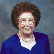 Mary Elizabeth Dillard Farmer Arthur