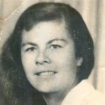 Amelia R. Treviño