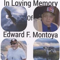 Edward  Frank  Montoya